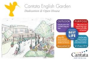 Cantata English Garden